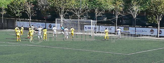 La ReggioMediterranea si aggiudica il 1° round: il gol di Zampaglione stende il Biancavilla
