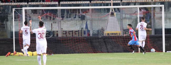 Serie C, playoff: Di Piazza salva il Catania, etnei qualificati al secondo turno nazionale