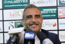 """Verso Reggina-Vibonese, Toscano: """"Grande fiducia nella mia squadra, pensiamo una partita per volta"""""""