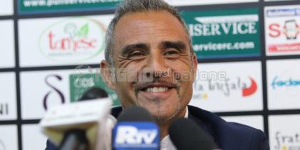 Reggina-Vibonese, domani la conferenza stampa di Toscano