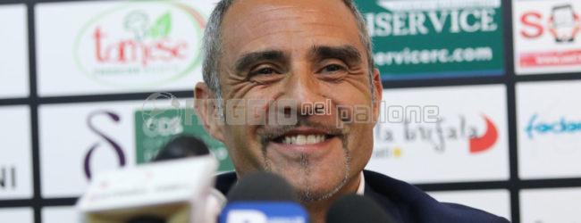 """Reggina, senti Toscano: """"Bari squadra importante, come lo siamo noi…"""""""