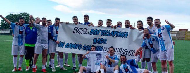 """Polisportiva Villapiana Pro Emiliano promossa in 2^: """"Fieri di questo progetto"""""""