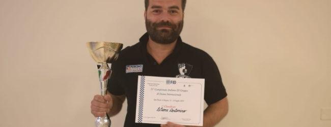 Il reggino Cilione è campione italiano di Dama Internazionale