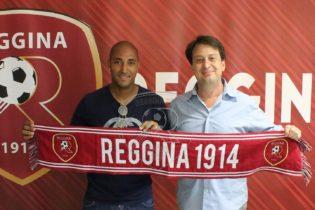 Reggina, Reginaldo è ufficialmente un calciatore amaranto