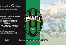 """Palmese, al via """"Passione Neroverde"""" per diventare socio sostenitore"""