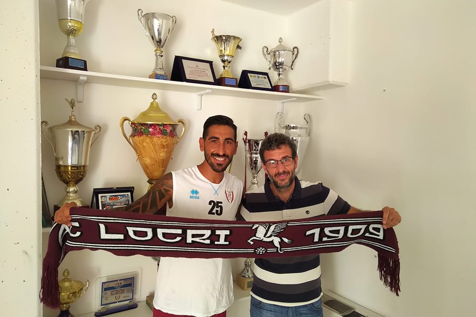 Locri, il migliore in campo di RNP: Bertini, un capitano in difesa - Reggio Nel Pallone