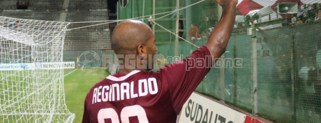 """Reggina, Reginaldo: """"Arrivo in A con questa maglia e smetto. Dopo il 3-0 con la Cavese sono stato molto male"""""""