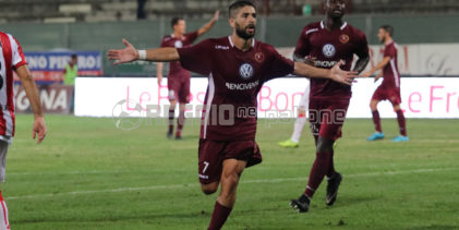 "Classifica assist-man Reggina: la prima ""pennellata"" di Sounas…"