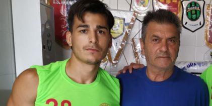 Bocale, il nuovo attaccante è Achaval
