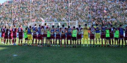 Reggina, numeri da paura: e continua il paragone con la stagione 94/95…