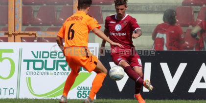 Serie C girone C, la classifica marcatori: Castaldo e Tounkara su tutti, sale Corazza