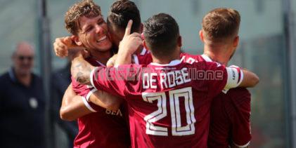 Bari-Reggina, Top&Flop: Bertoncini alza il muro, pubblico da Serie A, arbitraggio da rivedere