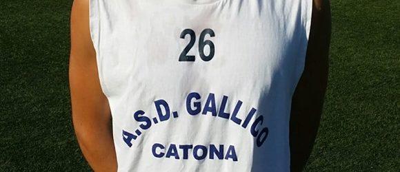 Gallico Catona, torna il giovane Violante