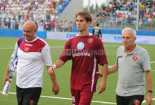 Reggina-Viterbese, i convocati di Toscano: out anche De Francesco