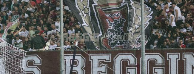 """Reggina, gli Ultras: """"Grazie a chi ha reso possibile questo spettacolo…"""""""
