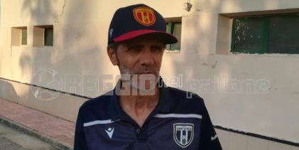 """San Luca, Figliomeni: """"Niente tatticismi, ho schierato una squadra d'attacco"""""""