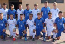 Nazionale Under 15, buone indicazioni per Panico nello stage di Catanzaro