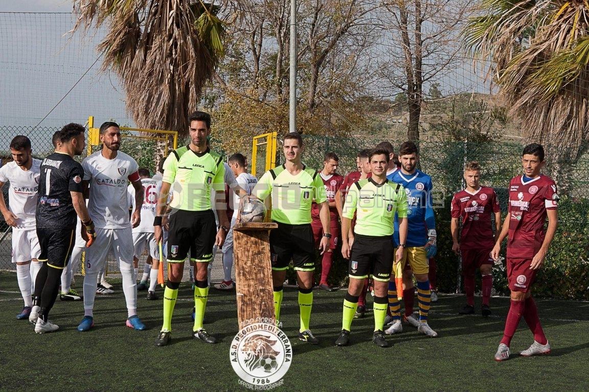 [FOTO] ReggioMediterranea-Locri, sfoglia l'album della gara - Reggio Nel Pallone