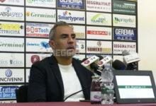 Reggina, domani la conferenza stampa di Toscano