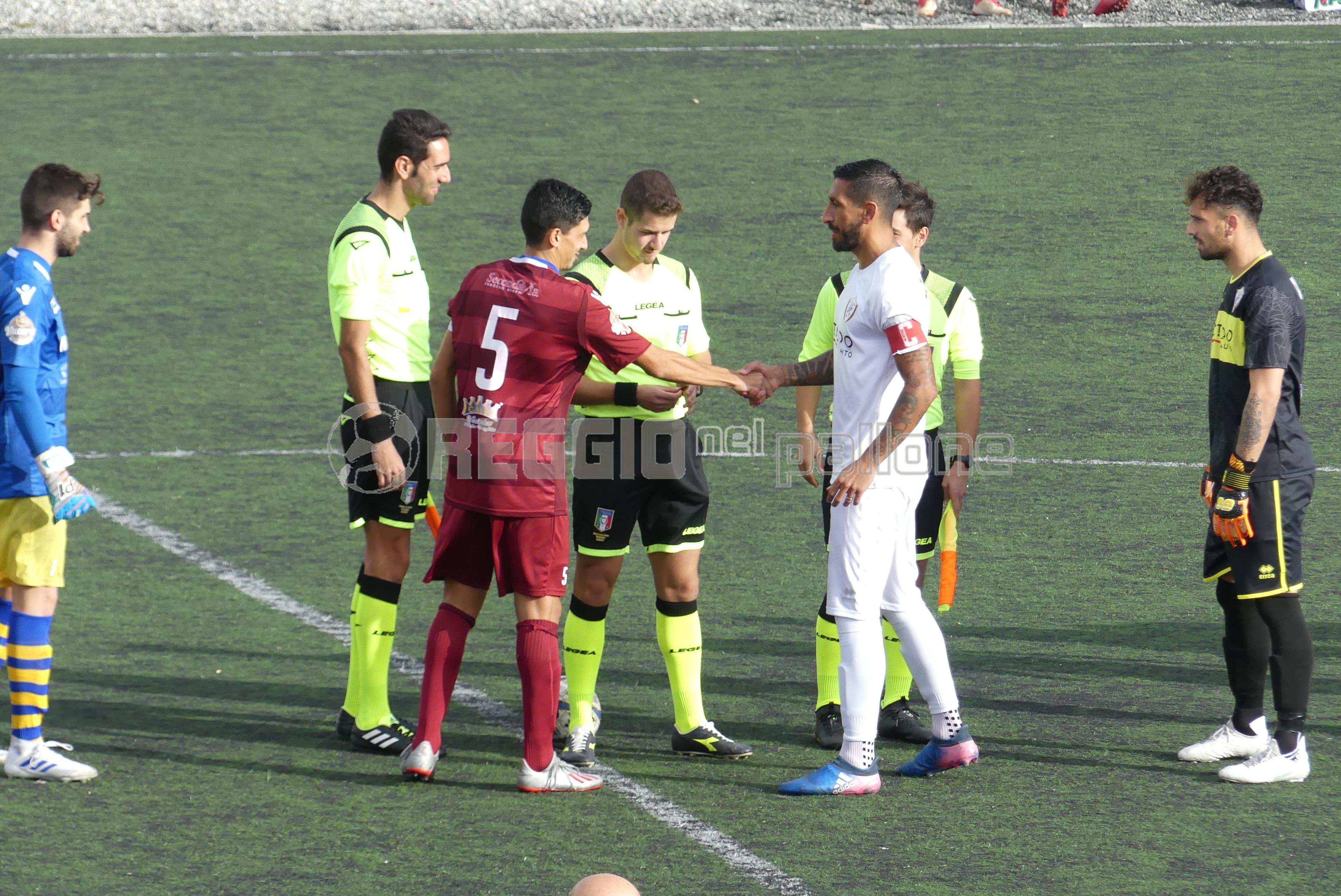 Reggiomediterranea-Locri 2-1, tabellino e voti della sfida - Reggio Nel Pallone