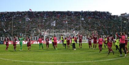 Spettatori serie C, 14^ giornata: Reggio Calabria prima nel meridione, Cesena-Reggiana il top in Italia