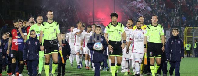 Serie C girone C, gli arbitri della 24^ giornata