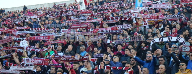 "Reggina-Bari, il club amaranto: ""Venite al Granillo con largo anticipo"""
