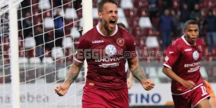 Classifica marcatori Reggina:  Denis riaggancia il secondo posto