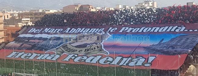 """Reggina-Bari, """"Granillo"""" da brividi e nuovo record spettatori"""
