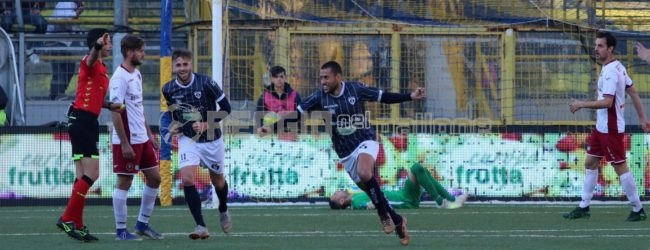 Reggina, il Romeo Menti è stregato: mai una vittoria nello stadio di Castellammare