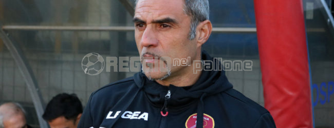 """Reggina, Toscano verso il debutto: """"Rivas e Sounas no, Lafferty ci sarà"""""""