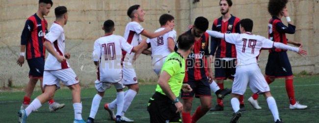 La Berretti rimonta ed evita il ko, spettacolare 3-3 con l'Avellino