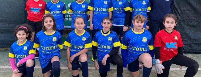 Scuola Calcio Crucitti, nasce la categoria Pulcini tutta al femminile