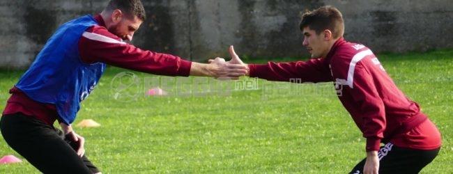 LIVE DAL SANT'AGATA: sorriso Reggina, Marchi è tornato