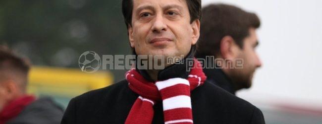 Reggina, domani il Presidente Gallo interverrà sui canali ufficiali