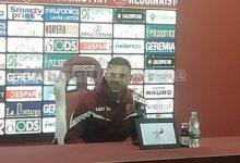 """Reggina, Liotti: """"Contento per il gol, continuiamo su questa strada"""""""