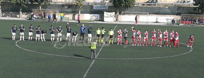 Eccellenza: Reggiomediterranea-Bocale 1-0, tabellino e voti
