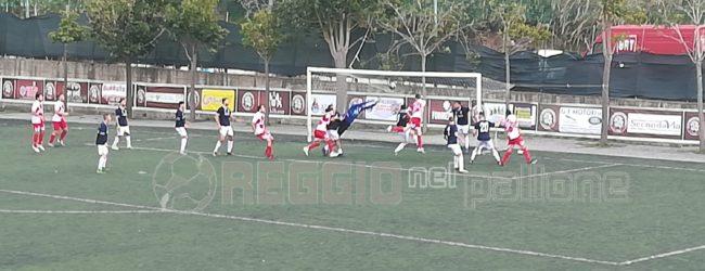 Piemontese decide il derby: la Reggiomediterranea supera il Bocale di misura