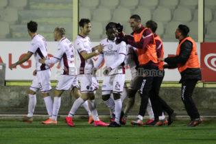 [FOTO] Rivas-gol, Catanzaro è amaranto! Sfoglia l'album del derby