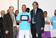 Calcio a 5: la squadra della Casa Circondariale di Paola premiata con la Coppa Disciplina 18/19