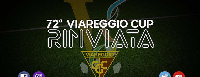 Allarme coronavirus, stop anche alla Viareggio Cup: rinvio a data da destinarsi