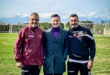 """Reggina, Carbone sulla coppia Toscano-Napoli: """"Sono dei vincenti e possono allenare in A"""""""