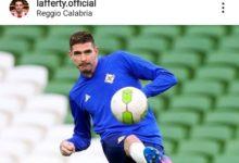 """Reggina, primo messaggio social di Lafferty: """"Quanti gol nella prossima stagione?"""""""