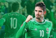Kyle Lafferty, il gigante dell'Irlanda del Nord che riparte dalla Reggina