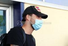 Reggina, ecco Plizzari: il giovane portiere è arrivato a Reggio Calabria (FOTO)