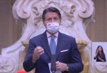 """Calcio e Coronavirus, Conte: """"Professionisti e dilettanti non si fermeranno"""""""