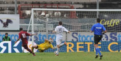 [FOTO] Reggina, l'ultimo successo sul Cosenza: Insigne si porta a casa il pallone