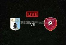 Virtus Entella-Reggina, LIVE SU RNP: 1-1 FINALE