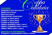 PGS, aperte le iscrizioni alla Coppa Calabria