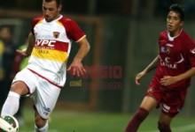 Benevento, De Falco e Melara lavorano a parte